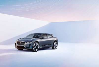 Jaguar I Pace Concept 2018 wallpaper