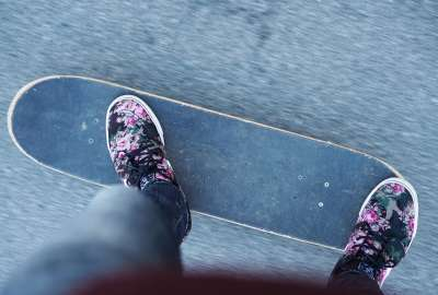 Janoski Digi Floral Limited Edition wallpaper