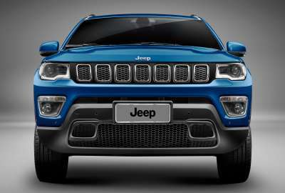 Jeep Compass Longitude SUV 4K wallpaper