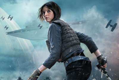 Jyn Erso Rogue One A Star Wars Story 5K wallpaper
