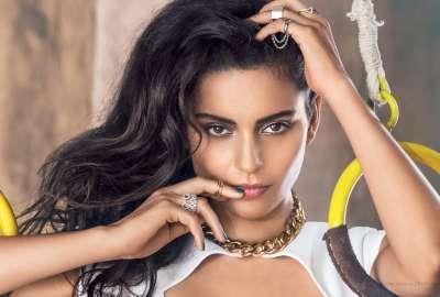 Kangna Ranaut in Krrish 3 HD wallpaper