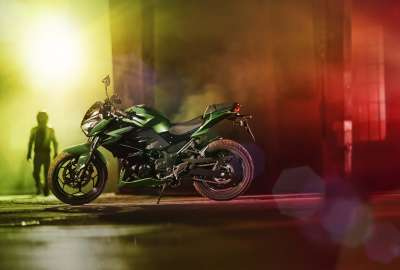 Kawasaki Z wallpaper
