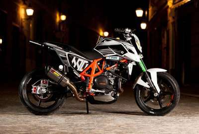 Ktm Duke Stunt wallpaper