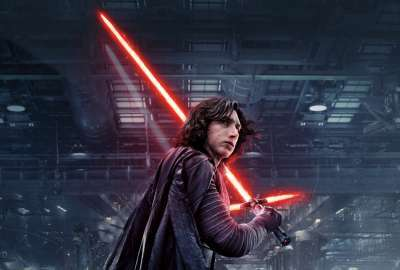 Kylo Ren Star Wars: The Last Jedi wallpaper