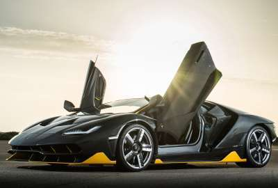 Lamborghini Centenario Hyper Car wallpaper