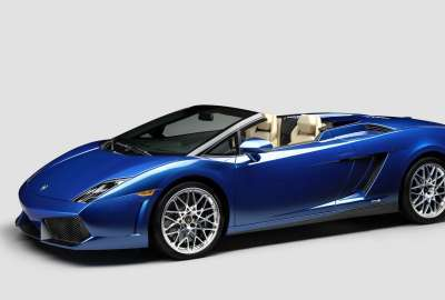 Lamborghini Gallardo LP Spyder 2012 wallpaper