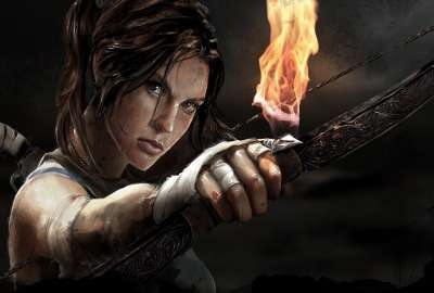 Lara Croft 15765 wallpaper