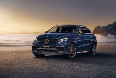 LARTE Design Mercedes AMG GLE 2016 wallpaper
