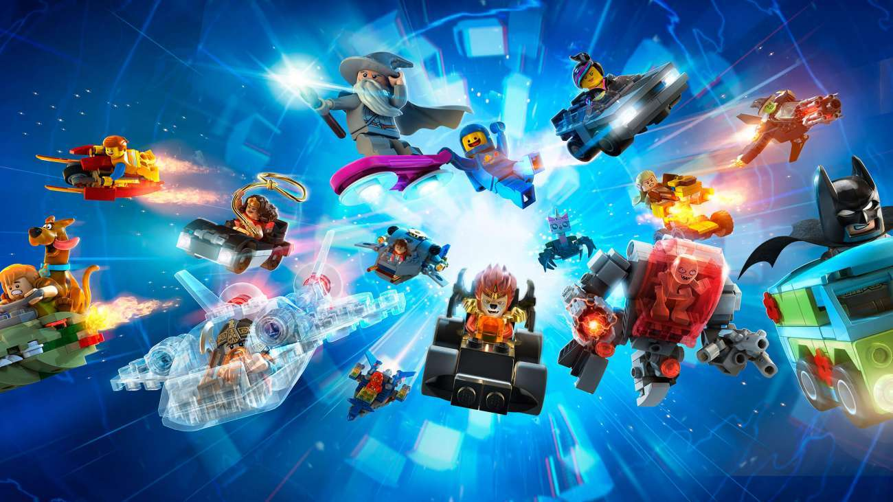 Lego Dimensions Game 25772 Twitter Cover