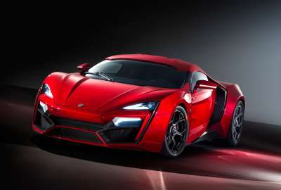 Lykan Hypersport Hypercar wallpaper