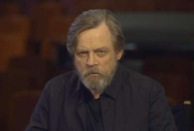 Mark Hamill Stares into Your Soul wallpaper