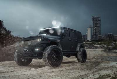 MC Customs Jeep Wrangler 2016 wallpaper
