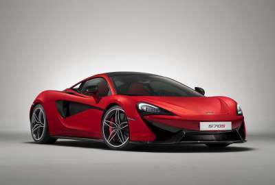McLaren 570S Design Edition 4K wallpaper