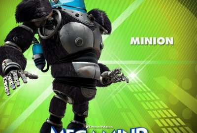 Megamind Minion wallpaper