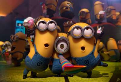 Minions Despicable Me 2 1080p wallpaper