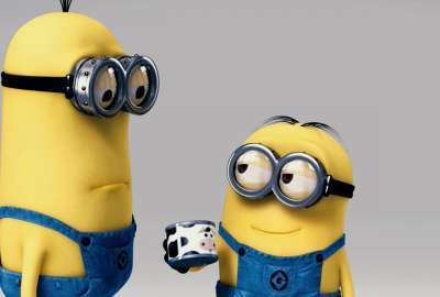 Minions Despicable Me wallpaper