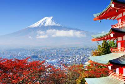 Mount Fuji Japan Highest Mountain wallpaper