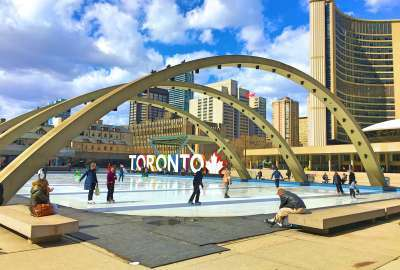 Nathan Phillips Square wallpaper