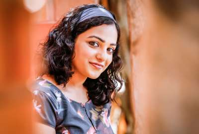 Nithya Menen 5K 2016 wallpaper