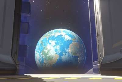 Overwatch Horizon Lunar Base 5K S wallpaper