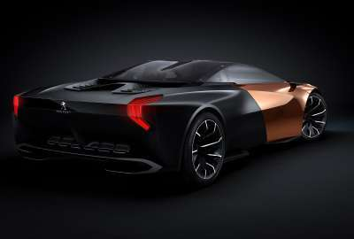 Peugeot Concept Car wallpaper