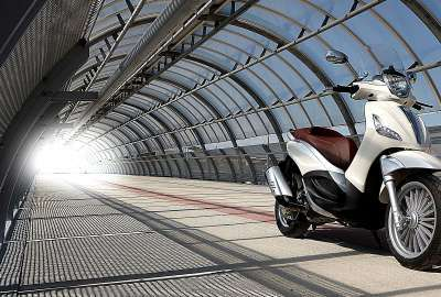 Piaggio Beverly 125 wallpaper