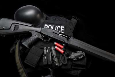 Police Equipment wallpaper