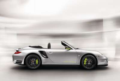 Porsche Turbo S Spyder 2 wallpaper