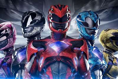 Power Rangers Movie wallpaper