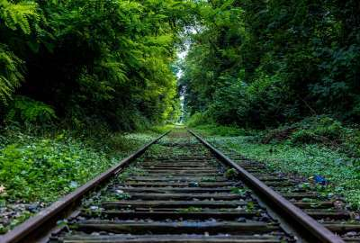 Railway Track wallpaper