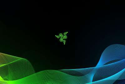Razer From The Screen Laptop wallpaper
