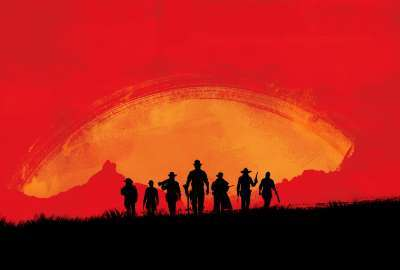 Red Dead Redemption Game wallpaper