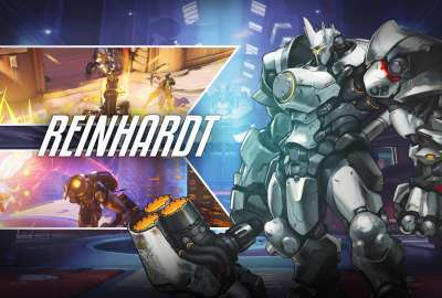 Reinhardt Overwatch wallpaper