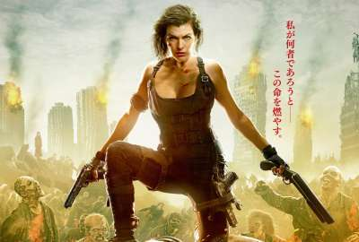 Resident Evil The Final Chapter 2016 wallpaper