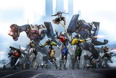 Robo Recall Oculus Touch VR Game wallpaper
