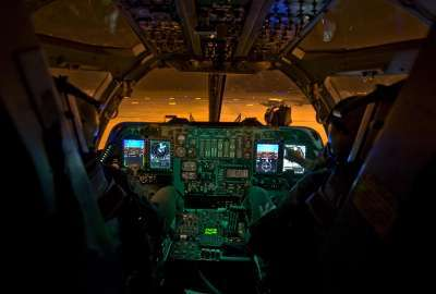 Rockwell B-1B Lancer Cockpit wallpaper