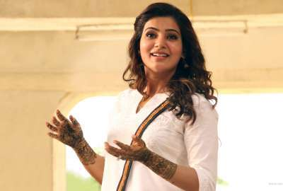 Samantha in Tamil Movie wallpaper