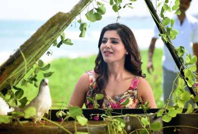 Samantha in Theri wallpaper