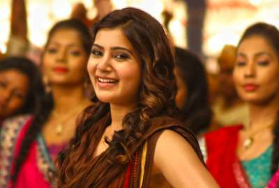Samantha Kaththi wallpaper