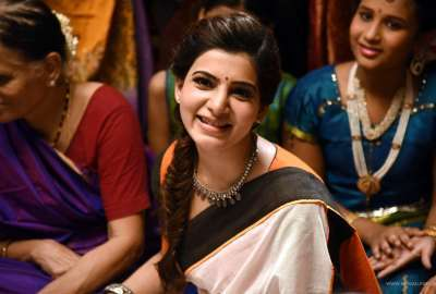 Samantha Tamil Movie Actress wallpaper