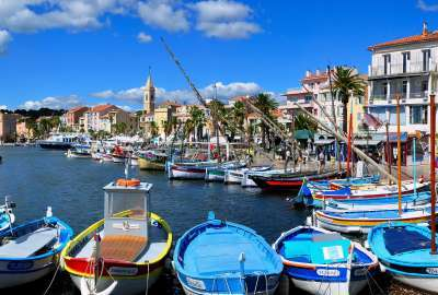 Sanary-sur-mer France wallpaper