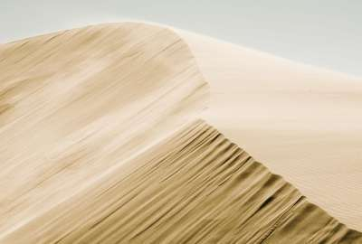 Sand Dunes in Windy Weather wallpaper