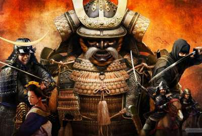 Shogun Total War wallpaper