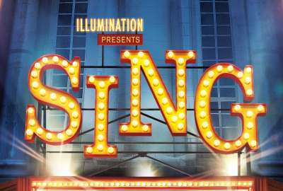 Sing Animation Movie wallpaper
