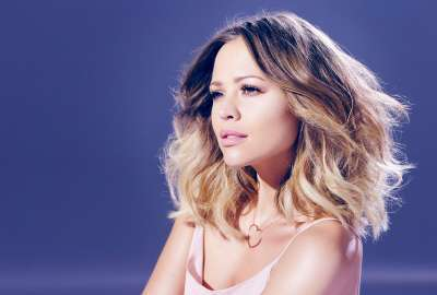 Singer Kimberley Walsh wallpaper