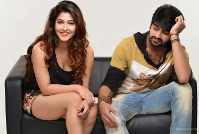 Sonarika Bhadoria Naga Shourya wallpaper