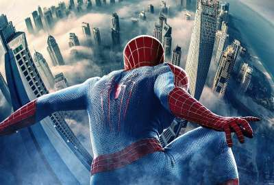 Spider man wide wallpaper