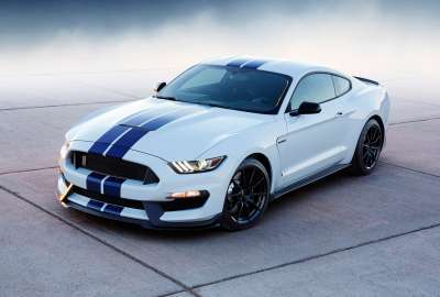 Sports Car Mustang Ford wallpaper