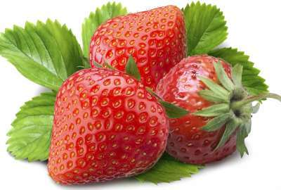 Strawberry Closeup 1161 wallpaper