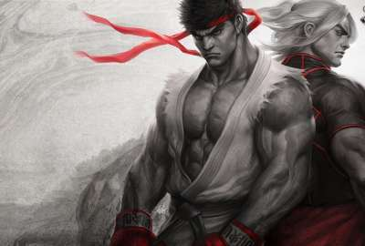 Streetfighter V Brotherhood wallpaper